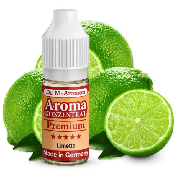 Dr. Multhaupt Premium Aroma Konzentrat Limette