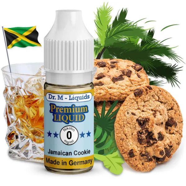Dr. Multhaupt Jamaican Cookie Premium E-Liquid
