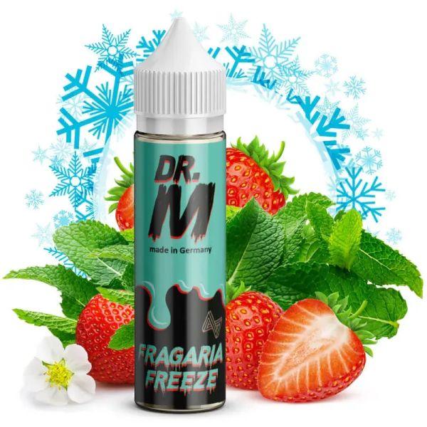 Dr. M - Fragaria Freeze - Longfill - Aromashot