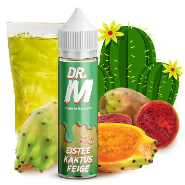Dr. M - Eistee Kaktusfeige - Longfill - Aromashot