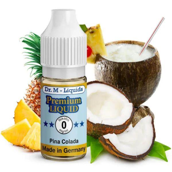 Leckeres Dr. Multhaupt Pinacolada Premium E-Liquid