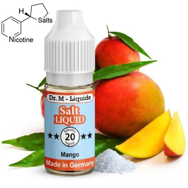 Dr. M - Liquids - Mango SALT Liquid