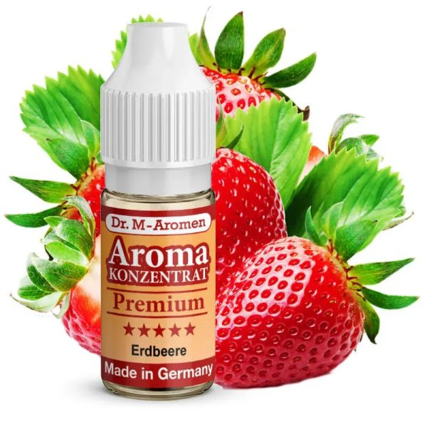 Dr. Multhaupt Premium Aroma Konzentrat Erdbeere
