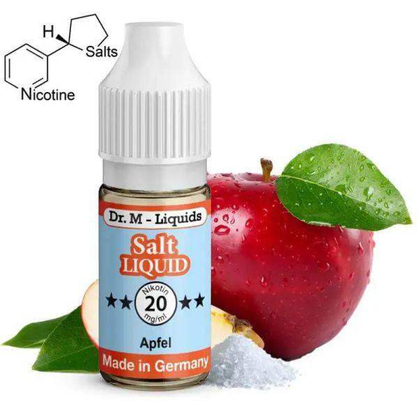 Dr. M - Liquids - Apfel SALT Liquid