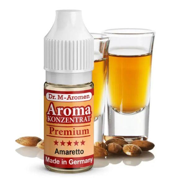Dr. M - Aromen - Premium Aroma - Amaretto