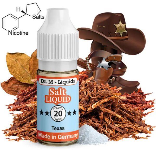 Dr. M - Liquids - Texas SALT Liquid