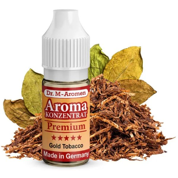 Dr. Multhaupt Premium Aroma Konzentrat Gold Tobacco