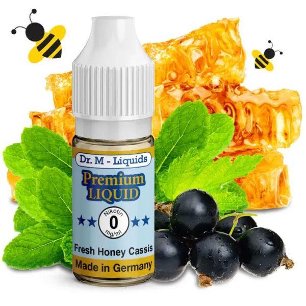 Dr. Multhaupt Fresh Honey Cassis Premium E-Liquid