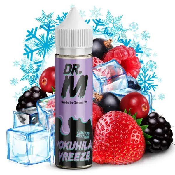 Dr. M - Vokuhila Vreeze - Limited Edition - Longfill - Aromashot