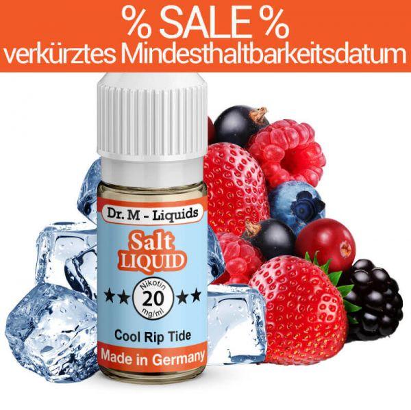 Dr. M - Liquids - Cool Rip Tide SALT Liquid - 20 mg - SALE