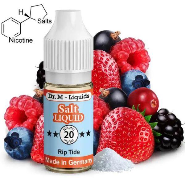 Dr. M - Liquids - Rip Tide SALT Liquid