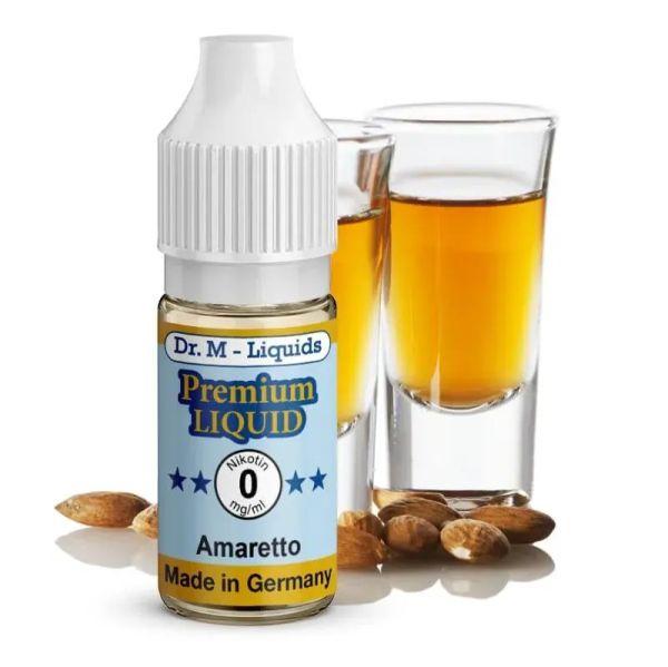 Dr Multhaupt Amaretto Premium E-liquid Fuer E-zigaretten Sehr Lecker DX10160