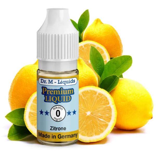 Dr. Multhaupt Zitrone Premium E-Liquid