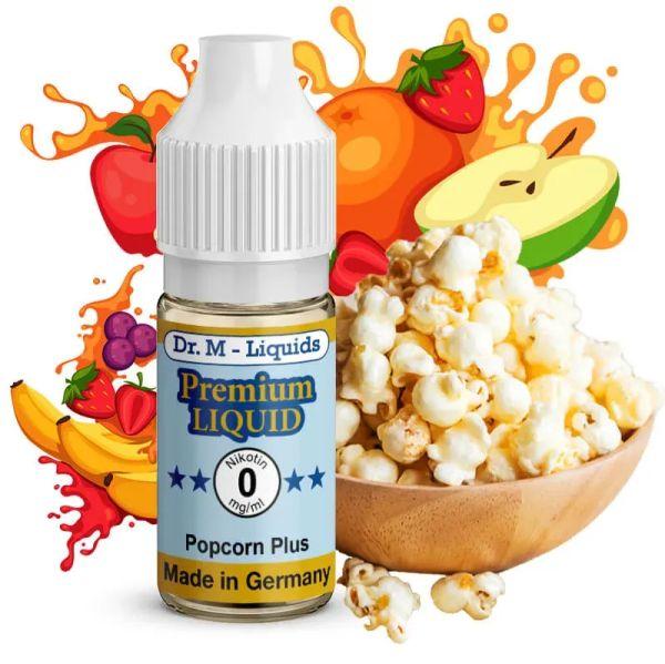Dr. Multhaupt Popcorn Plus Premium E-Liquid